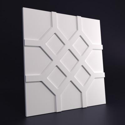 3d панели гипсовые «Абстракт»