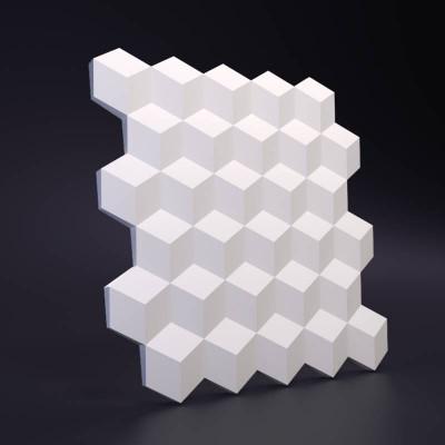 3d панели гипсовые «Грани»