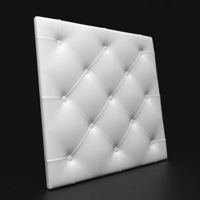 3d панели гипсовые «Каретная стяжка»