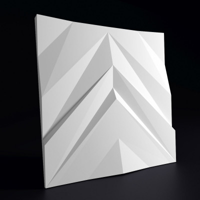 3d панели гипсовые «Лесенка»