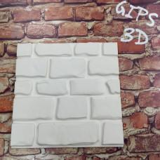 3d панели «Старый камень - большой»