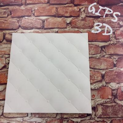 3d панели гипсовые «Кожа мелкая»