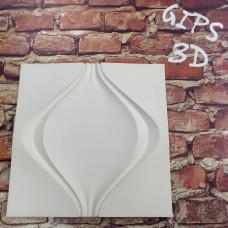 3d панели «Мягкий ромб»
