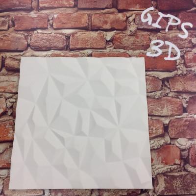 3d панели гипсовые «Скалы»