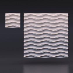 3d панели «Листья на песке»