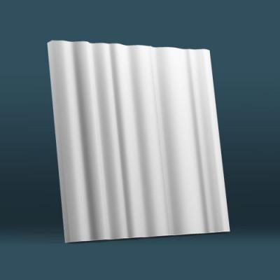 3d панели гипсовые «Ткань»