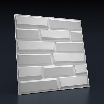 3d панели гипсовые «Тейч»