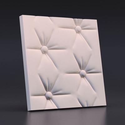 3d панели гипсовые «Звездная кожа»