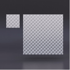 3d панели «Кожа мелкая»