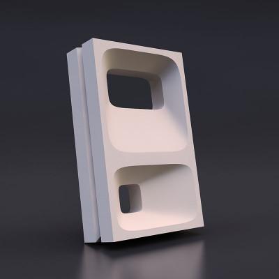 3D гипсовые блок 001