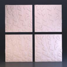 3d панели «Листики»