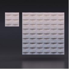 3d панели «Ступенчатый кирпич»