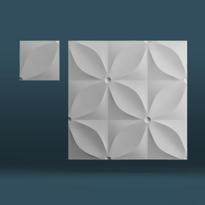 3d панели гипсовые «Звезда»