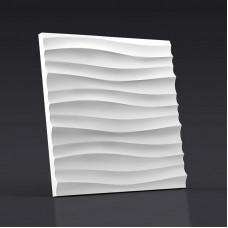 3d панели «Волна горизонтальная мелкая»
