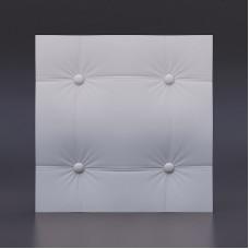 3d панели «Кожа прямой квадрат»
