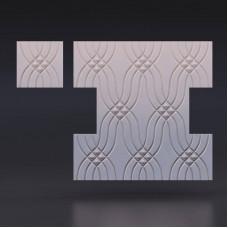 3d панели «Плетение»
