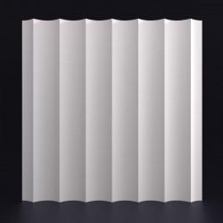 3d панели «Волна продольная мелкая»